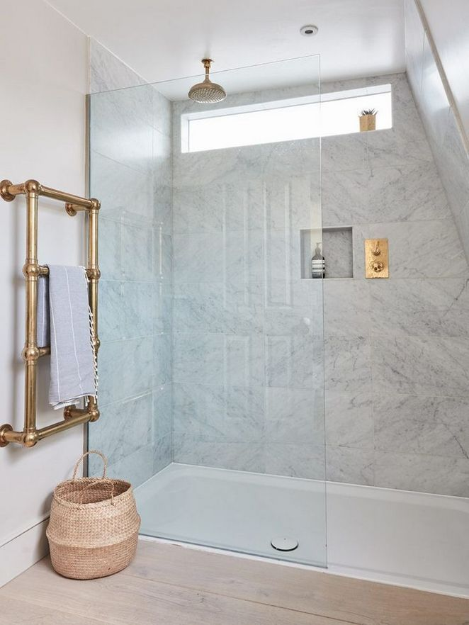 25 The Ultimate Shower Remodel On A Budget Walk In Small Bathrooms
