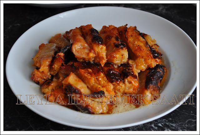 Patatesli Lahana Sarması Tarifi – Kartil Dolması Tarifi   Leyla ile Yemek Saati