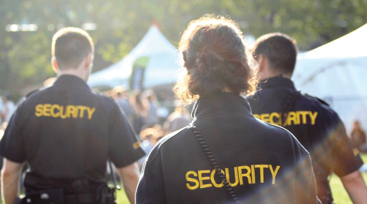 Why Hire Event Security Guards?