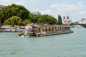 Seine River Cruise: Bateaux Parisiens...Offers variety of tours.