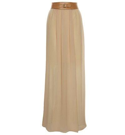 Para cerrar nuestra selección de faldas de moda, una opción cómoda y elegante de Zalando Collection.