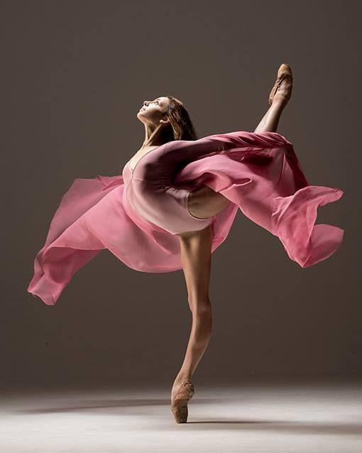 Juliette Bosco, Ellison Ballet, photo by Rachel Neville. ✯ Ballet beautie, sur…