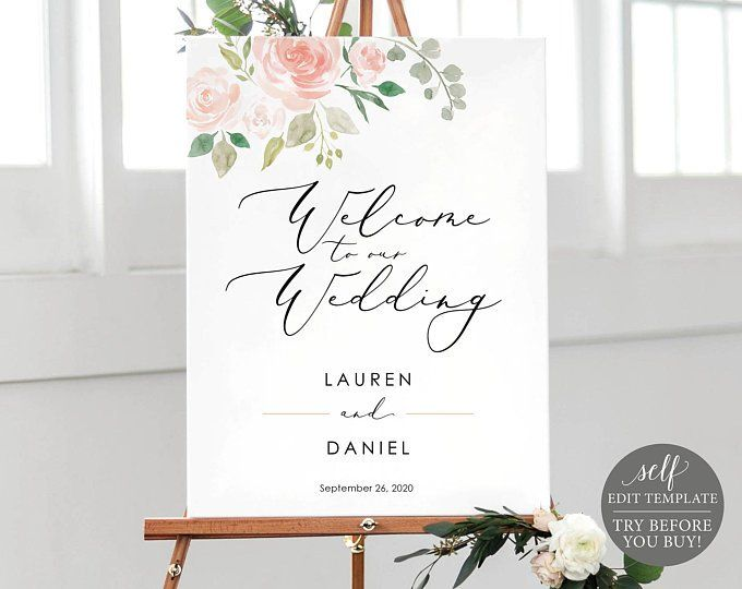 Printable Wedding Card Template Wedding Card Printable Wedding Day Card PDF Instant Download MM08-1 To My Parents on My Wedding Day Card