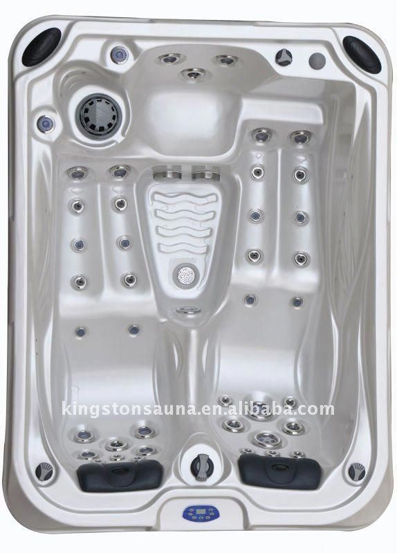 Mini 2 3 Person Indoor Spa Hot Tub With Two Long Lounges View 2 Person Indoor Hot Tub Kgt Product Details From Sh Hot Tub Outdoor Spa Hot Tubs Indoor Hot Tub