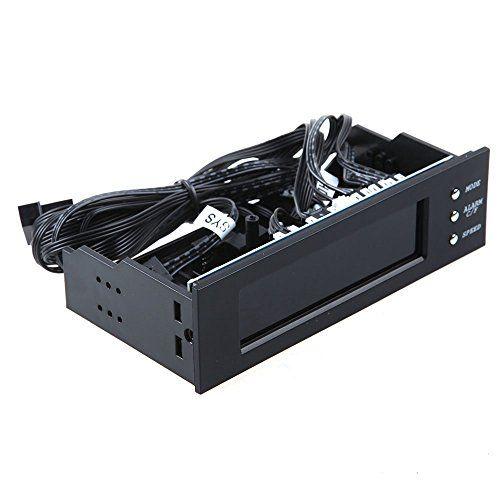 #Sale GamutTek #neue 5 25 #Zoll LCD Panel #Fan #Speed #Controller CPU Temperatur Sensor #HD ...  Tagespreisabfrage /GamutTek #neue 5,25 #Zoll LCD-Panel #Fan #Speed #Controller CPU Temperatur-Sensor #HD #PC #Computer  Tagespreisabfrage   Beschreibung:Dies #ist #Ein 5,25 #Zoll LCD-Display #Mit Temperaturanzeige #Fuer sterben #PC CPU. Sterben Ermittelten Studierstuben #Sind #Mithilfe #der LCD-Anzeige Deutlich Lesbar. #Gegen Installation.Spezifikation:Controller #Fuer Lueftergesc