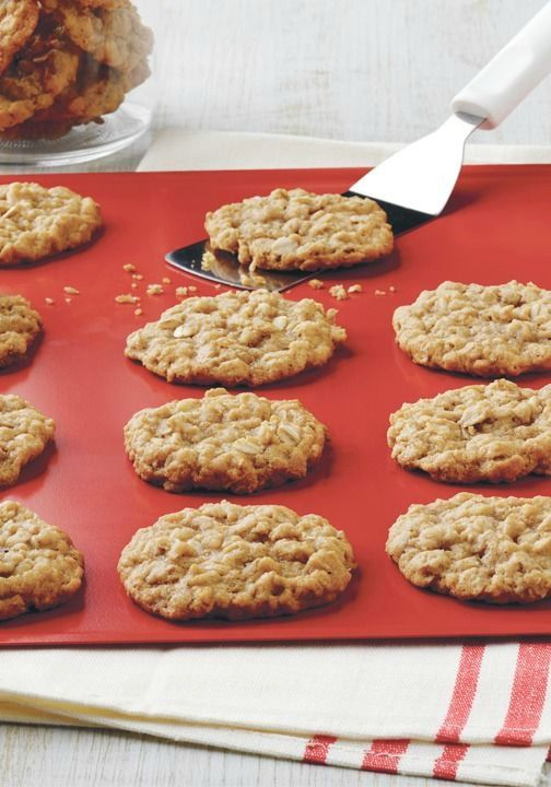 Happy National Oatmeal Cookie Day! These Famous Oatmeal Cookies will instantly be a family favorite! Make a batch for your kid's school bake sale!