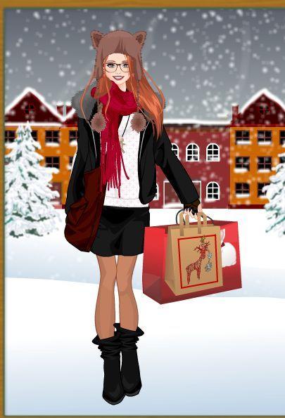 Mega Kış Modam Oyunu - Online oyunlar ücretsiz oyna - KralOyun