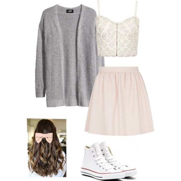 Ariana grande style outfit!