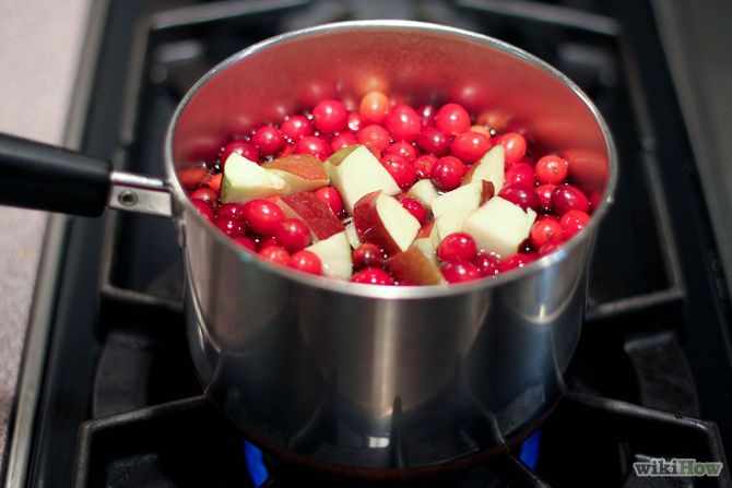 How to Make Fresh Cranberry Juice: 10 Steps - wikiHow