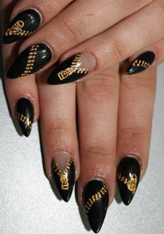 103 best Uber cool nails images on Pinterest   Nail polish, Nail ...