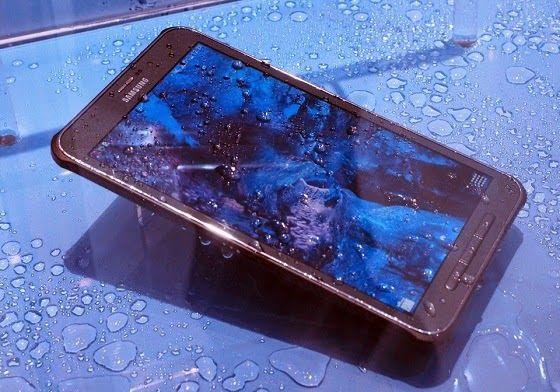Spesifikasi dan Harga Samsung Galaxy Tab Active, Tablet Anti Debu dan Air Terbaru http://nyarihape.blogspot.com/2014/09/spesifikasi-dan-harga-samsung-galaxy.html