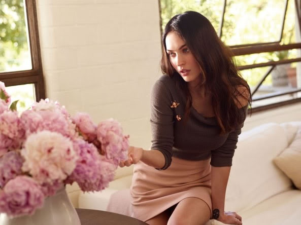 Megan Fox ELLE September 2011