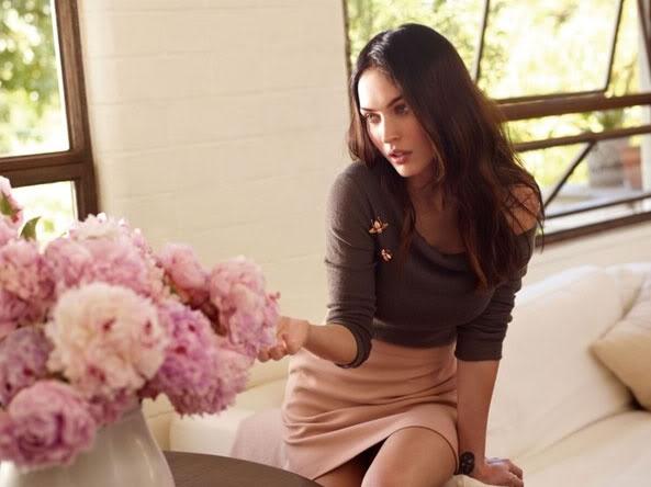 Megan Fox ELLE September 2011