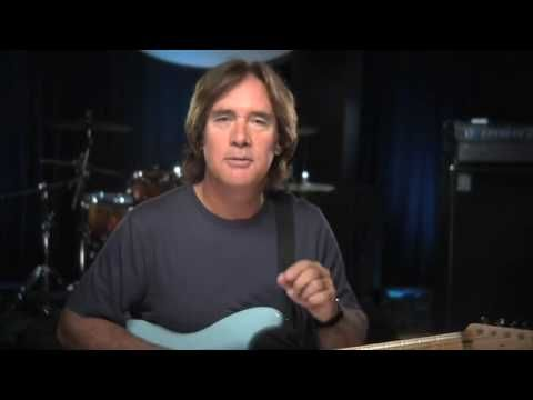 Carl Verheyen: Whammy Bar Setup Secrets - YouTube