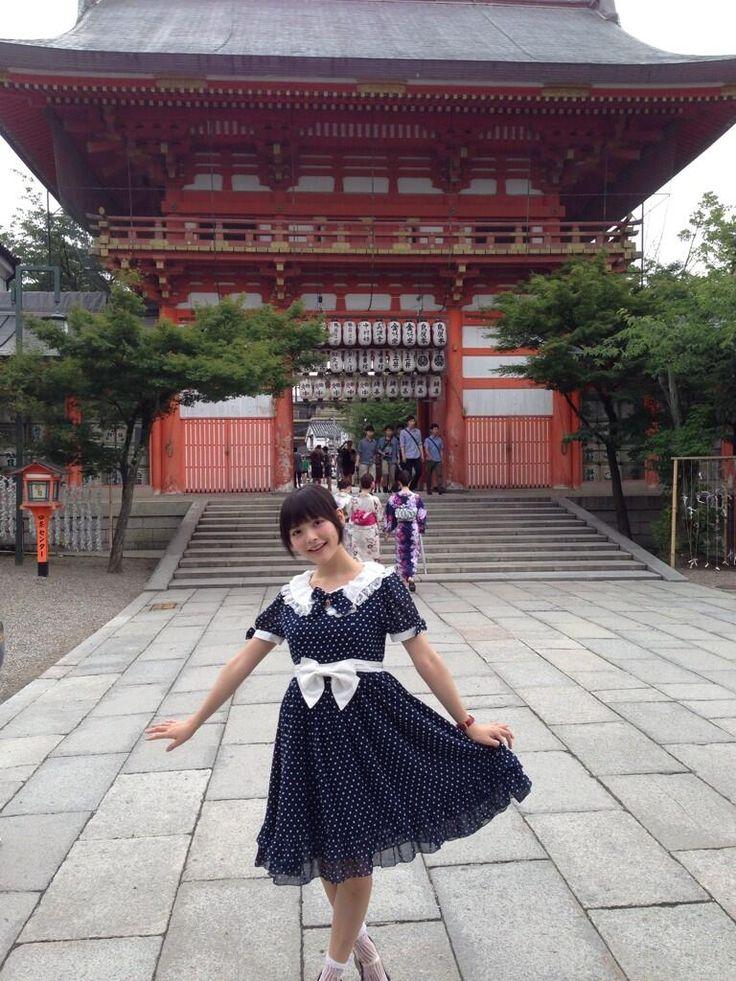 Twitter / Uesakasumire: 京都に来ています! ...