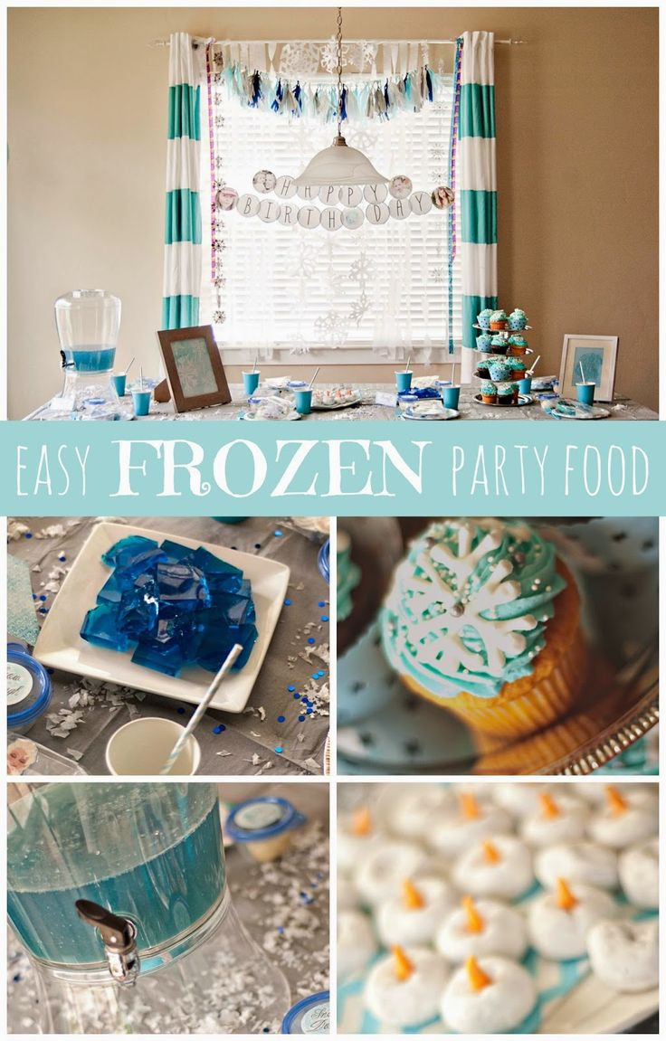 Carissa Miss: Easy Frozen Party Food