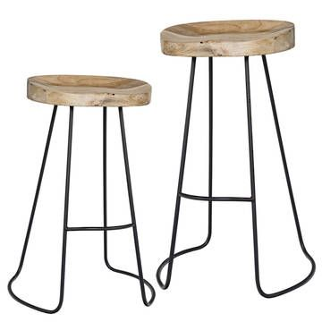 Gavin Stools l Eco Side Tables l Accent Tables l End Tables