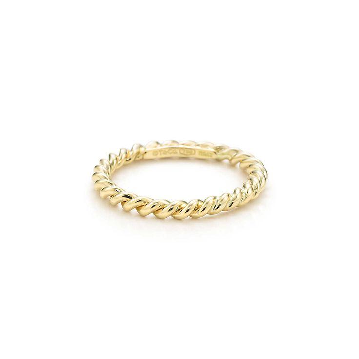 Tiffany Twist Ring