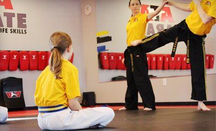 Groupon - Karate Classes, Krav Maga Classes, or Karate Birthday Party at ATA Karate (Up to 76% Off). Groupon deal price: $24.00