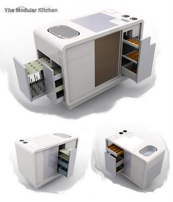 All In One Kitchen Units For Compact Urban Homes Hometone Colore E Finitura Palazzi