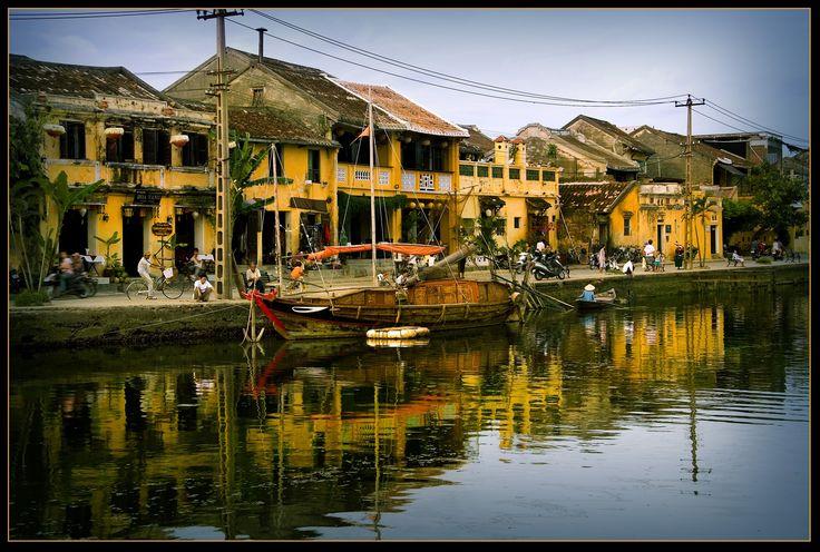 Culture of Vietnam Country | Bike Tour to Kim Bong Village | Hoi An Free Tour | Kim Bong | Tra Que ...