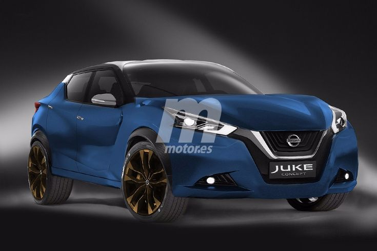 Next-gen #Nissan #Juke to be wider, lose diesel option