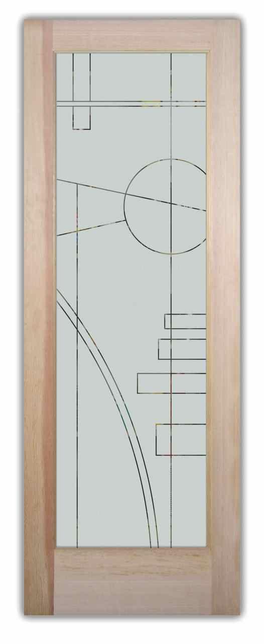 Frosted Glass Pantry Doors: Contemporary Designs by Sans Soucie « Sans Soucie Art Glass