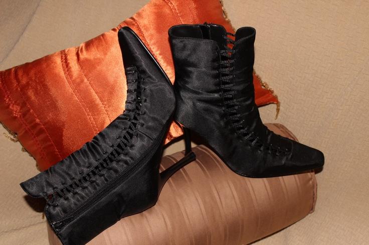 Black Heel Boots: Black Heel Boots, Black Heels, Photography