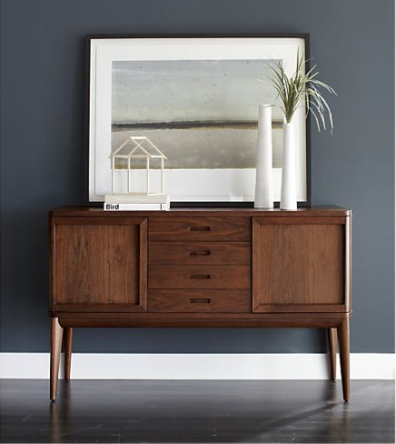 74 best images about mid century modern furniture on for Kitchen cabinets lowes with crate and barrel wall art sale