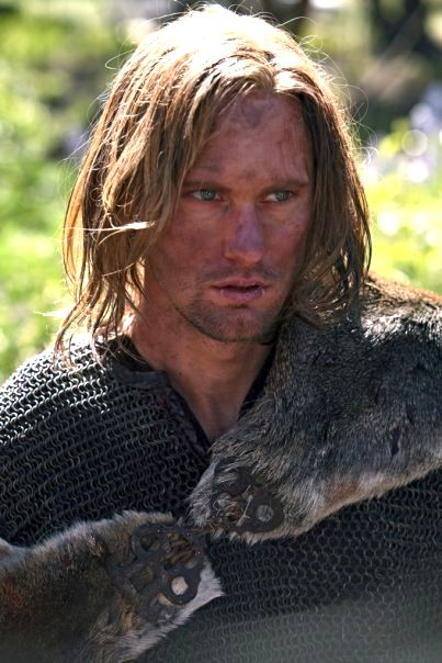 Viking Eric In His Human Life