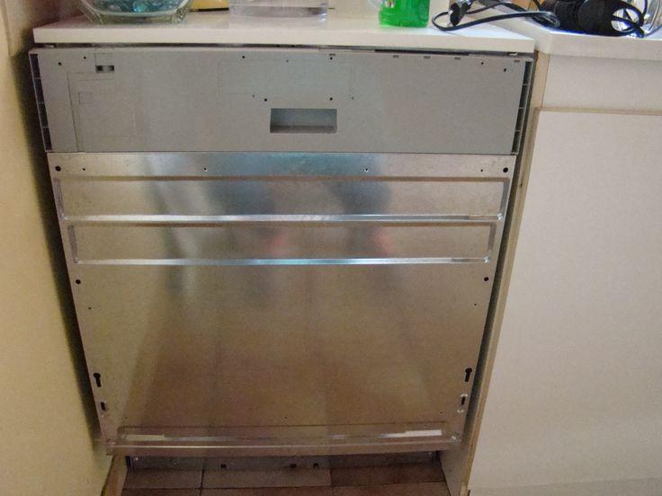 Fixer une porte de lave vaisselle tout intégrable (15 messages) - ForumConstruire.com