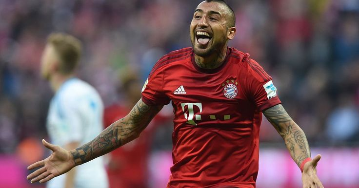 When you think of crazy hairstyles in the soccer world, surely the likes of Paul Pogba and Neymar come to mind. But Arturo Vidal is putting them both on notice. The Chilean international unveiled his new look on Saturday as he gears up for the Confederations Cup, and it's a doozy:  New hair,...
