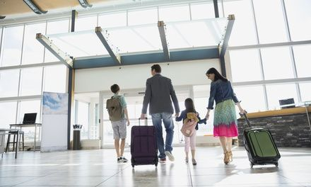 Orly/Roissy : transfert depuis/vers Paris, du domicile à l'aéroport, avec Trans Class´ Affaires jusqu'à 3 ou 7 personnes