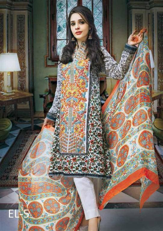 Origins Eid Ul Fitr Dresses Collection 2014 for Women 16 Origins Eid Ul Fitr Dresses Collection 2014 for Women