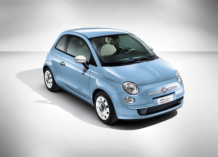 fiat 500 color therapy in volare blue fiat 500 special editions pinterest cars colors and. Black Bedroom Furniture Sets. Home Design Ideas