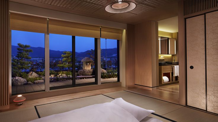 Garden Terrace Suite - The Ritz-Carlton, Kyoto - Japan & Luxury Travel Advisor – luxurytraveltojapan.com - #Luxuryhotels #Kyoto #Japan #Japantravel #ritz-carlton