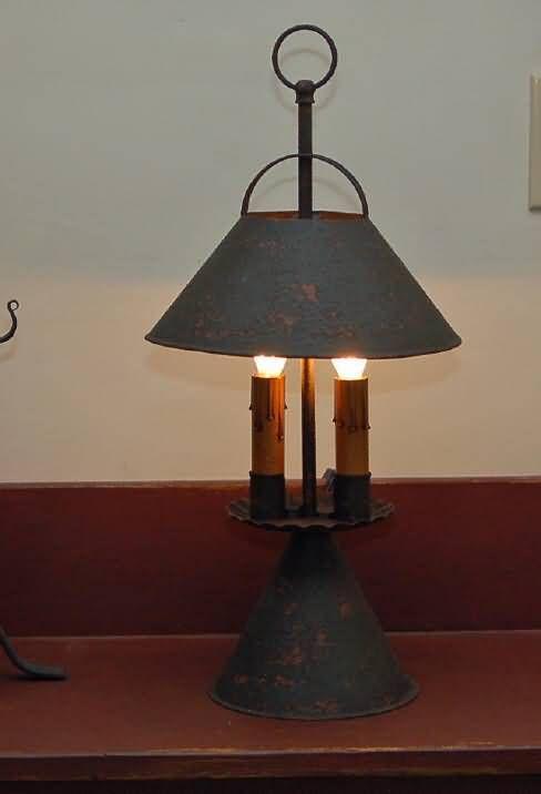 Primitives- Primitive country Lighting-primitive lamps