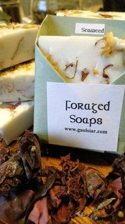 ❤◔ #Foraged: #Wild Irish #Seaweed Soap by WildIrishSoaps http://etsy.me/29hUFyR