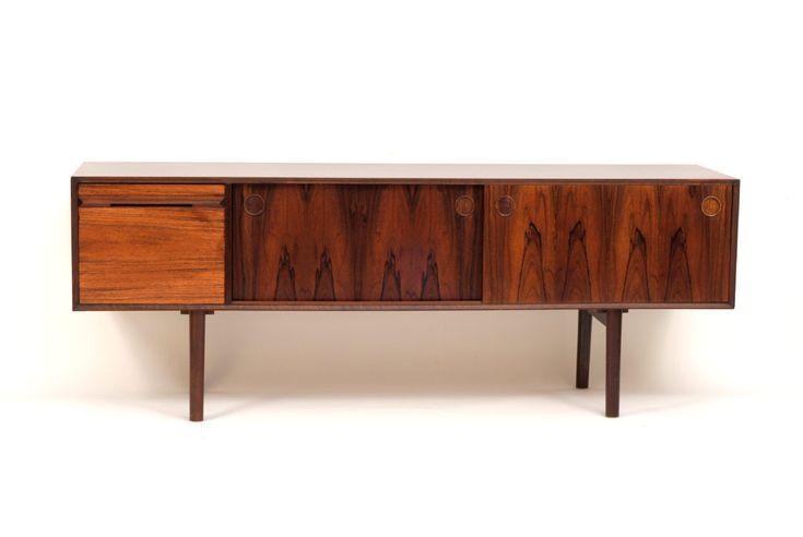 Buffet from early 1970s. Norwegian design, by Torbjørn Afdal/ Bruksbo