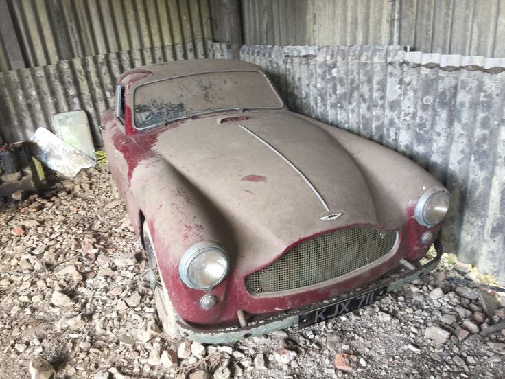 1958 Aston Martin DB MkIII Sports Saloon Coachwork by Tickford | Coys of…
