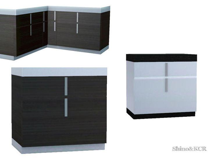 ShinoKCR : Kitchen Alobi - Counter1