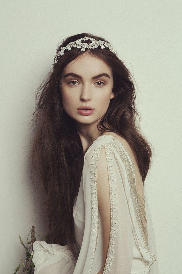 best wedding trend tiaras images on pinterest hair