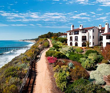 Romantic Beach Getaway: Santa Barbara Discovered