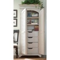 Linen+Finish+Utility+Cabinet.+Paula+Deen+Home+Collection+is+furniture+inspired+by+Paula's+philosophy+of+making+everyone+feel+like+family+in+her+own+home+and+wanting+you+to+feel+warm+and+comfortable+in+your+home.+Crafted+of+hardwood+solids+and+select+cherry+veneers+with+an+antique+linen+color+finish.+Light+distressing+creates+an+heirloom+look.+This+utility+cabinet+adds+extra+storage+to+your+home+all+with+stylish+good+looks.+++https://www.grandhomefurnishings.com/0205911++$1,049.95