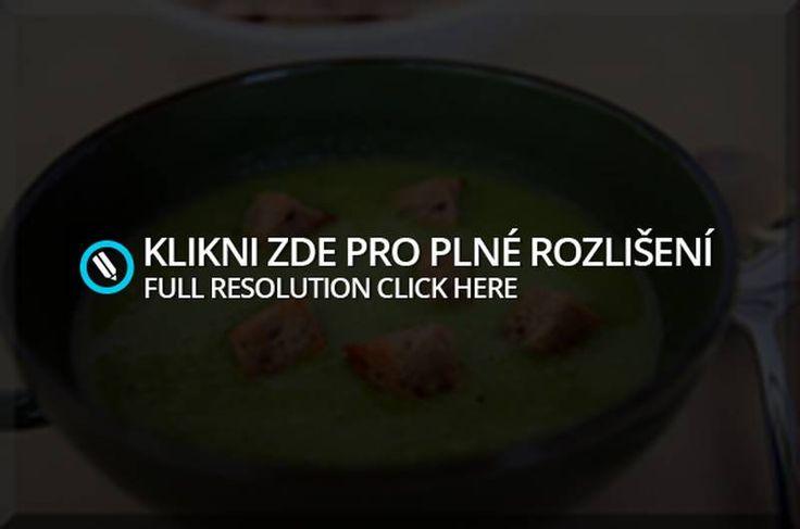Brokolicová polévka | Viva Italia