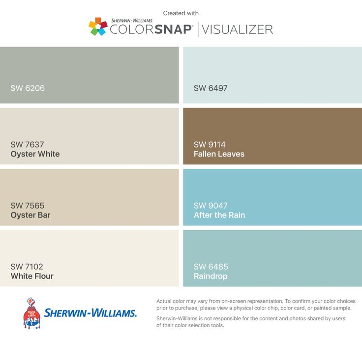 Modern Exterior Paint Colors: I Found These Colors With ColorSnap® Visualizer For IPhone