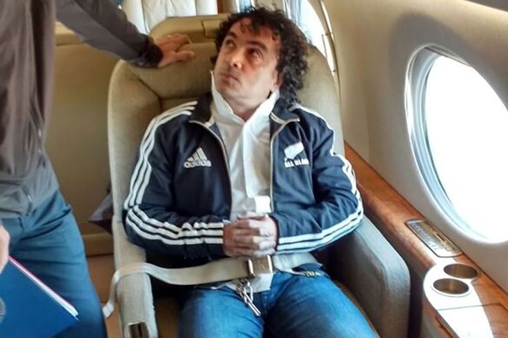 Colombian drug kingpin gets private jet to face charges | New York Post