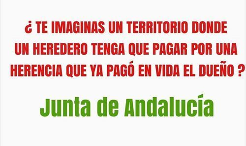 Te imaginas que tus hijos tengan que pagar de nuevo la casa que ya pagaste en vida http://ladyblues.over-blog.es/2016/06/te-imaginas-que-tus-hijos-tengan-que-pagar-de-nuevo-la-casa-que-ya-pagaste-en-vida.html #corrupcion #leyes #andalucia #spain #politica