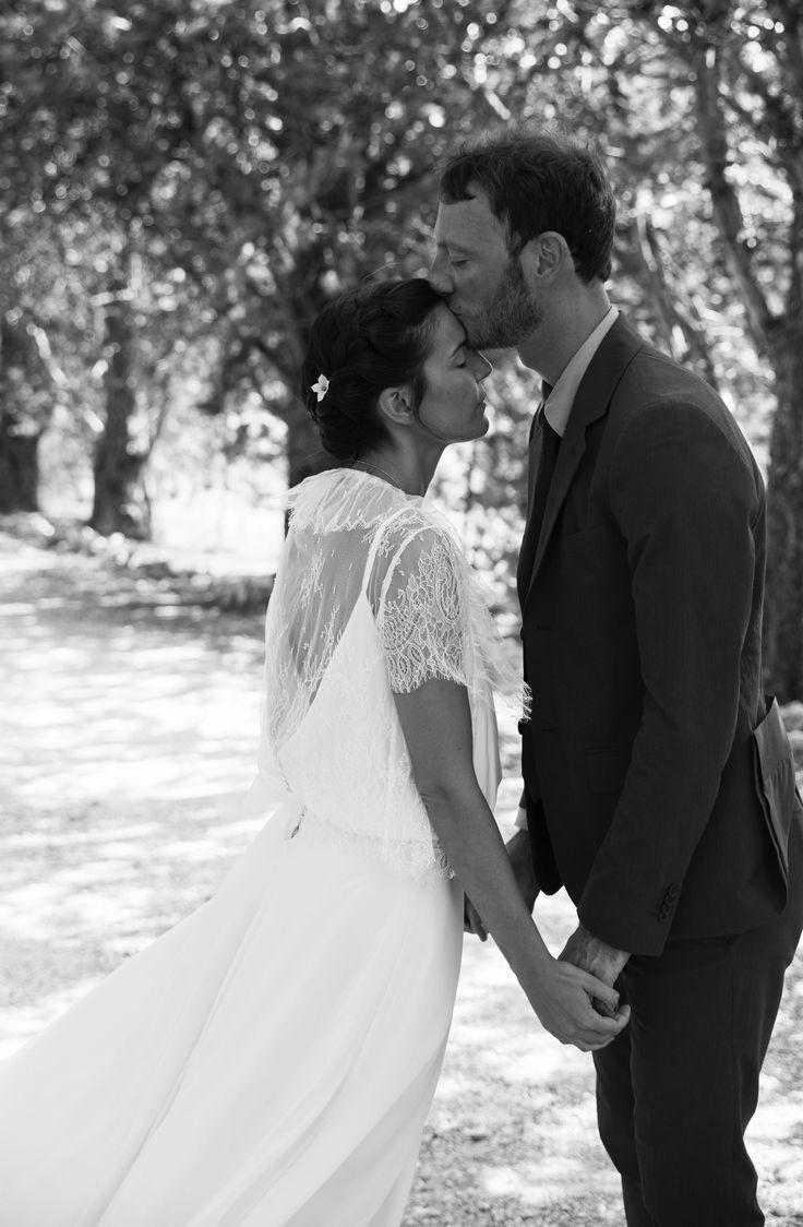 Robe Christina Sfez pour Manon Emmanuelle Payan Photography