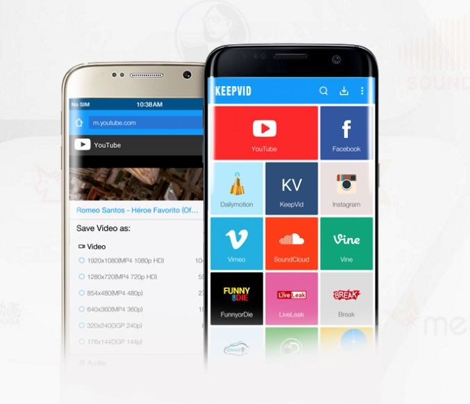 Learn about the Best Video Downloader for Android: KeepVid Android. With amazing set of features including bit rate quality, compatibility, etc.